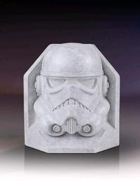 Star Wars: Stormtrooper - Stoneworks Bookend