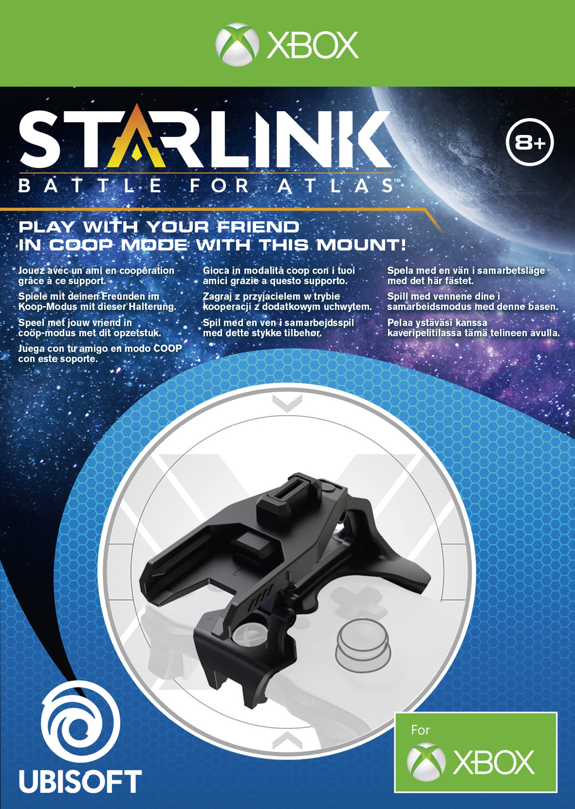 Starlink: Battle for Atlas Xbox One Controller Mount for Xbox One image