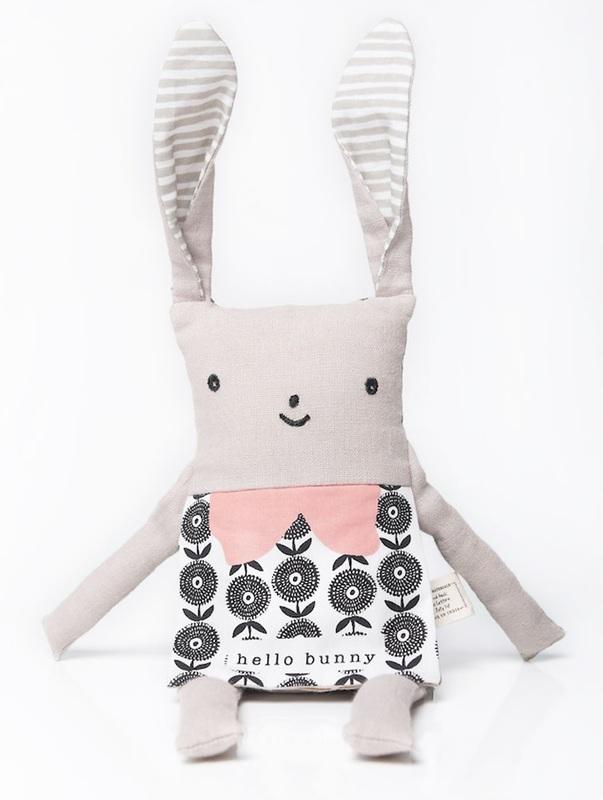 Wee Gallery: Flippy Friends - Bunny