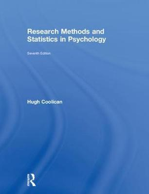 Research Methods and Statistics in Psychology by Hugh Coolican image