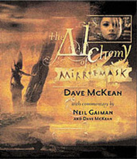 "The Alchemy of ""Mirrormask"" by Dave McKean image"