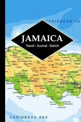 Jamaica Travel Journal by Mindful Explorer Books image