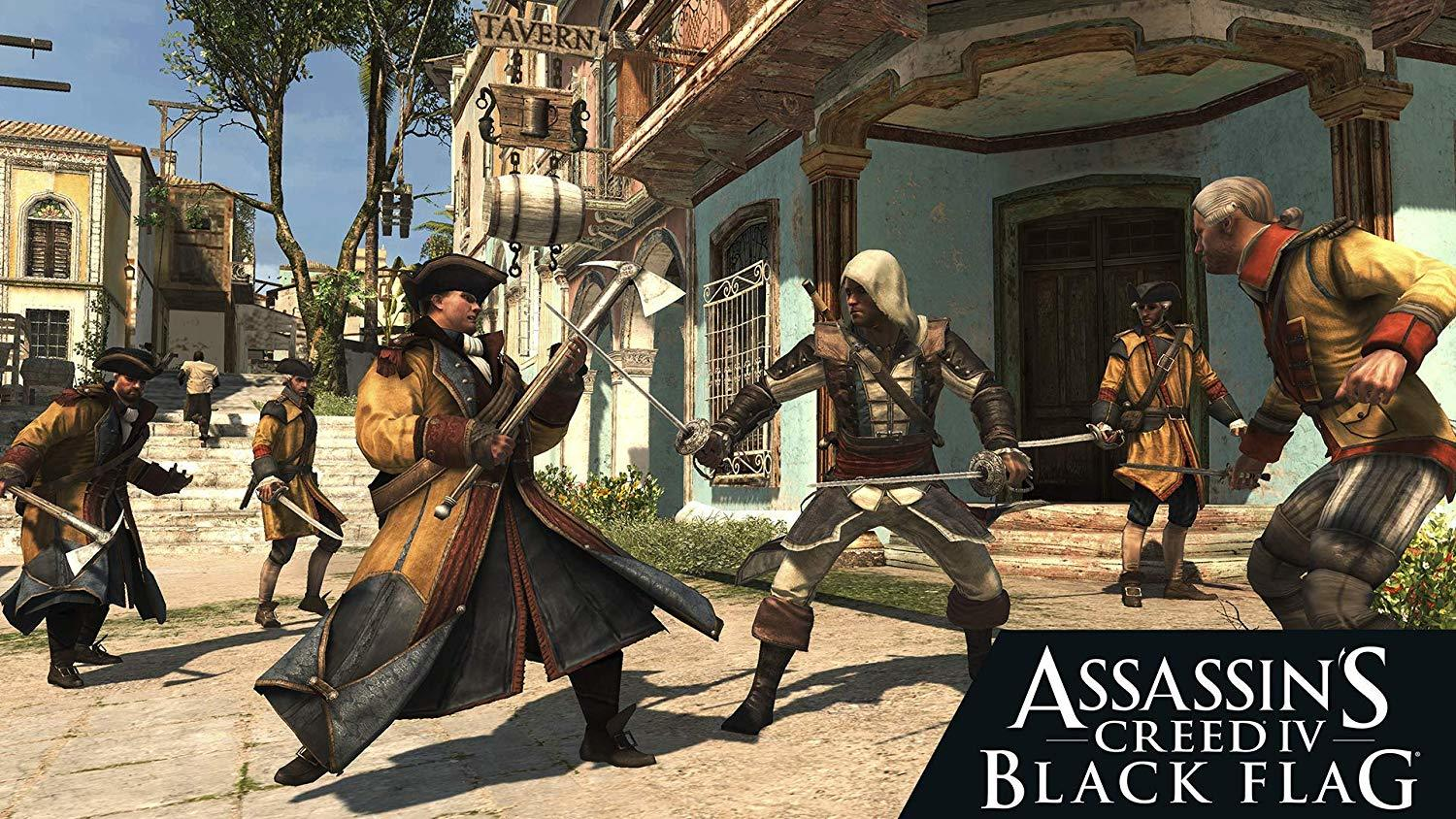 Assassin's Creed: The Rebel Collection for Switch image