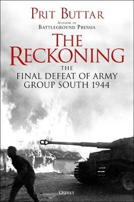 The Reckoning by Prit Buttar