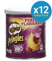 Pringles Grab & Go Small Barbecue 40g (12 Pack)