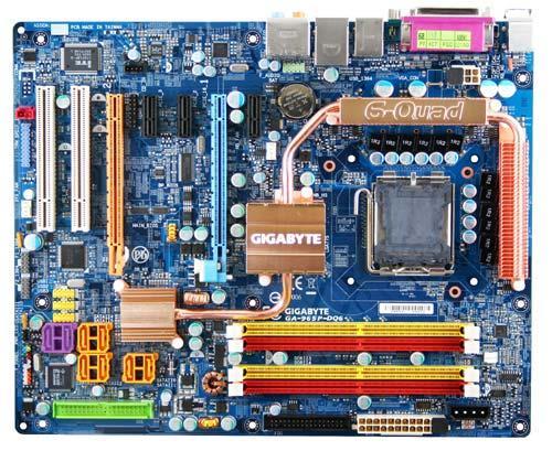 Gigabyte GA-965P-DQ6 image