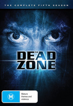 Dead Zone - Complete 5th Season (3 Disc Set) on DVD