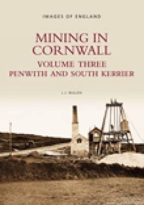 Mining in Cornwall Vol 3 by L.J. Bullen image
