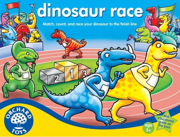 Orchard Toys: Dinosaur Race Game