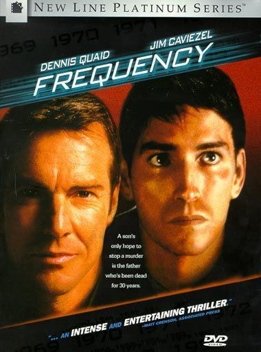 Frequency on DVD