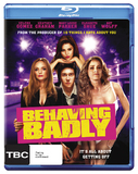 Behaving Badly on Blu-ray