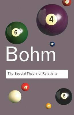 The Special Theory of Relativity by David Bohm image