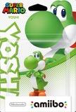 Nintendo Amiibo Yoshi - Super Mario Bros. Figure for Nintendo Wii U