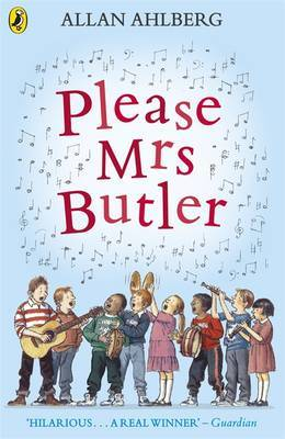 Please Mrs Butler by Allan Ahlberg image