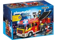 Playmobil: Fire Engine with Lights & Sounds (5363)