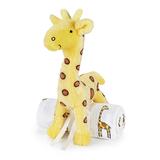 Aden + Anais Swaddle + Cuddly Companion (Giraffe)