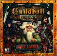 Guildhall Fantasy: Alliance - Card Game