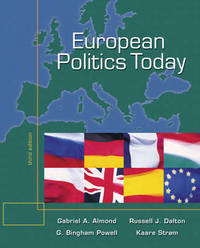 European Politics Today by Russell Dalton image