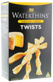 Waterthins Classic Cheddar Twists (110g)