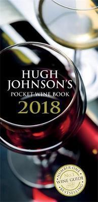 Hugh Johnson's Pocket Wine Book 2018 by Hugh Johnson image