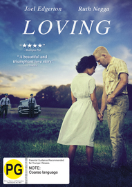 Loving on DVD image