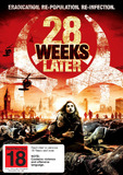 28 Weeks Later on DVD