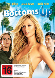 Bottoms Up on DVD image