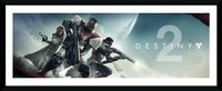 Destiny 2: Key Art - Framed Print