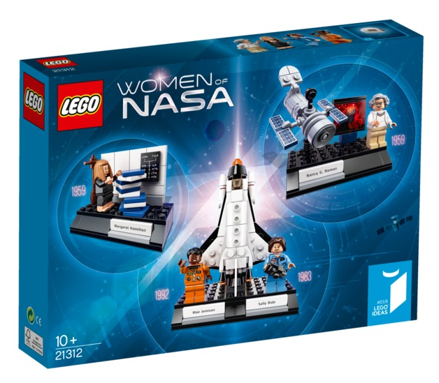 LEGO Ideas - Women of NASA (21312)
