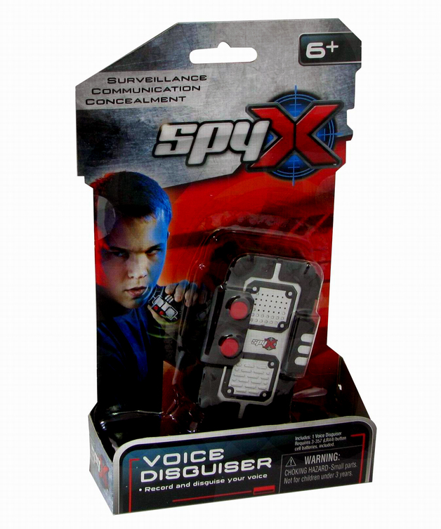 SpyX - Spy Voice Disguiser