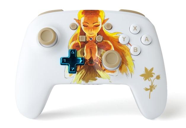 Nintendo Switch Wireless Controller - Princess Zelda for Switch