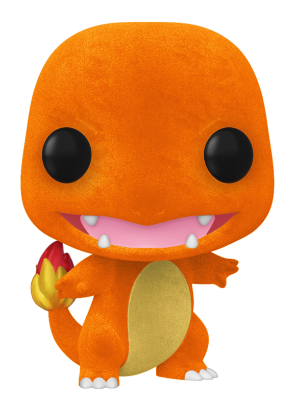 Pokemon: Charmander (Flocked) - Pop! Vinyl Figure
