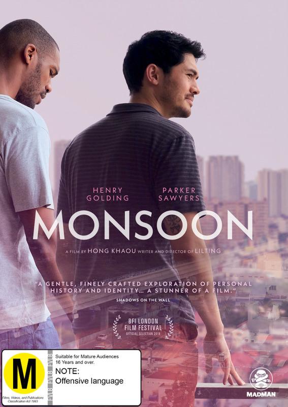 Monsoon on DVD