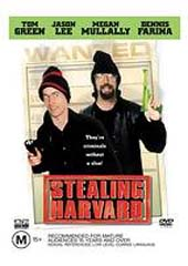 Stealing Harvard on DVD