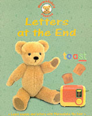 Letters at the End Big Book: Big Book by Karen Bryant-Mole image