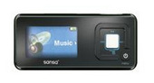 SanDisk 2GB Sansa C250 MP3 Player