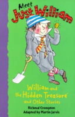 William and the Hidden Treasure and Other Stories by Richmal Crompton