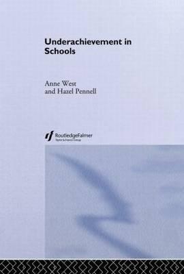 Underachievement in Schools by Hazel Pennell image
