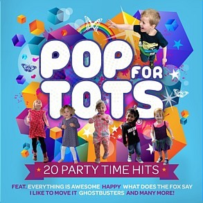 Pop for Tots by Various Artists image