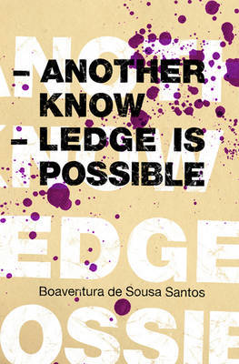 Another Knowledge is Possible image