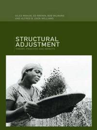 Structural Adjustment by Ed Brown image