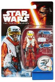 "Star Wars 3.75"" The Force Awakens - X-Wing Pilot Asty"