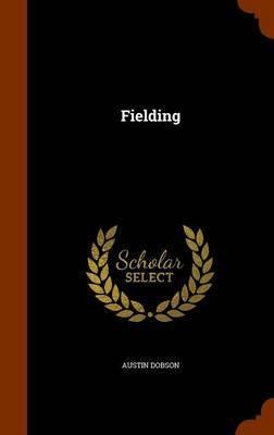 Fielding by Austin Dobson image