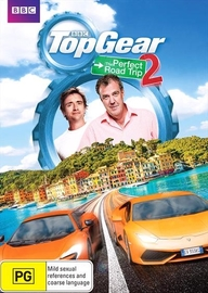 Top Gear: The Perfect Road Trip 2 on DVD