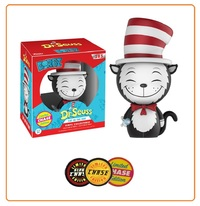 Dr. Seuss - Cat in the Hat Dorbz Vinyl Figure (with a chance for a Chase version!) image
