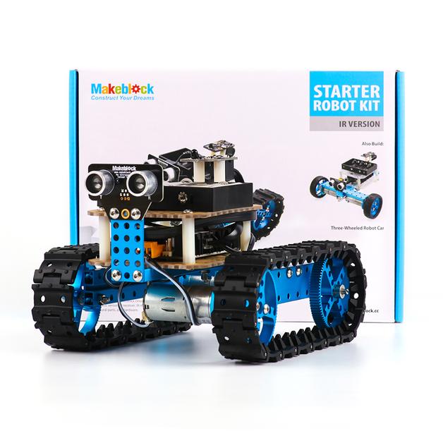 Makeblock: Starter Robot Kit (Bluetooth)