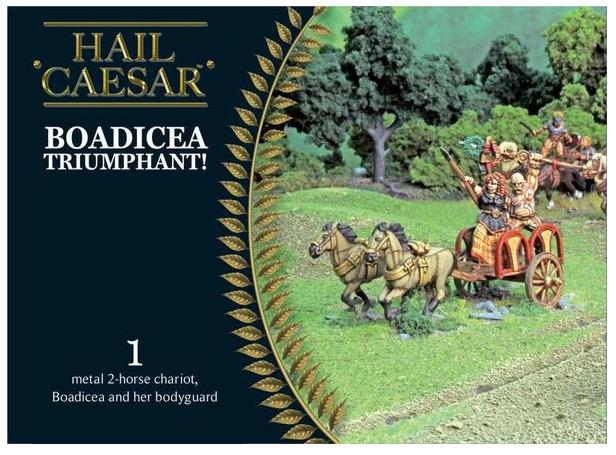 Hail Caesar: Boadicea Triumphant!