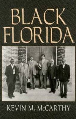 The Hippocrene U.S.A. Guide to Black Florida by Kevin M McCarthy image