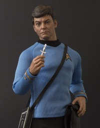 "Star Trek: Dr Leonard ""Bones"" McCoy - 1:6 Scale Action Figure"