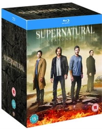 Supernatural: Season 1-12 Collection on Blu-ray